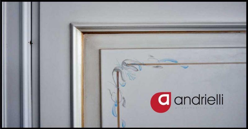 ANDRIELLI GIORGIO & C. Promozione lavorazione finiture d'interno - Offerta progettazione decori