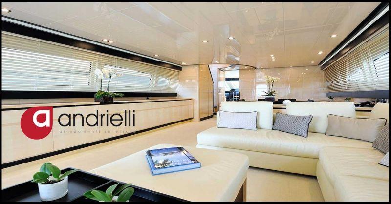 ANDRIELLI GIORGIO & C. Occasione laboratorio artigianale arredi per cantieri navali