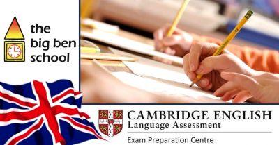 offerta preparazione esami cambridge english verona occasione certificazioni inglese studenti