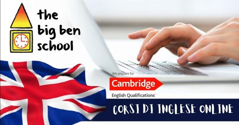 Offerta corsi online d'inglese professionali provincia Verona - Occasione corso di inglese online Verona e provincia
