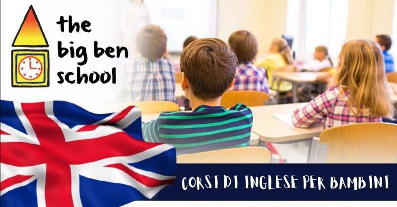 Offerta Corsi di inglese per bambini a Verona - Promozione lezioni d'inglese per bambini San Giovanni Lupatoto