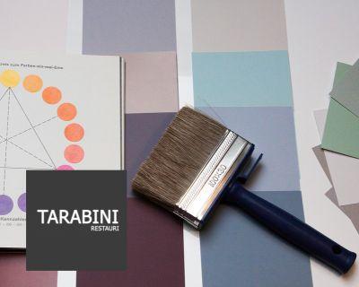 offerta imbiancature como promozione pittore imbianchino como tarabini restauri