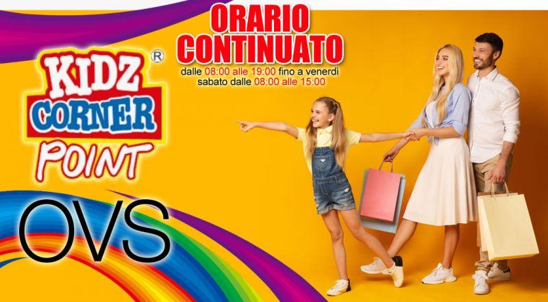 Offerte nuovi arrivi Oviesse Corigliano Calabro - promozione giochi e giocattoli Kids Corner Point