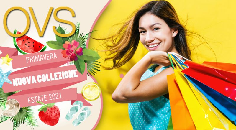 Occasione ovs nuova collezione primavera estate corigliano calabro - promozioni capi alla moda donna corigliano calabro