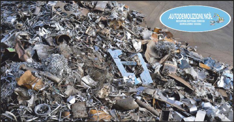 agricola noe offerta smaltimento rottami metallici - occasione smaltimento plastica perugia
