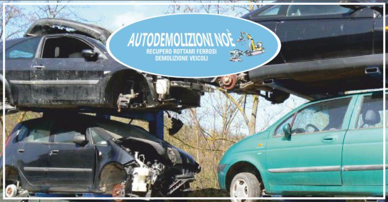 agricola noe offerta auto incidentata - occasione rottamazione mezzi perugia