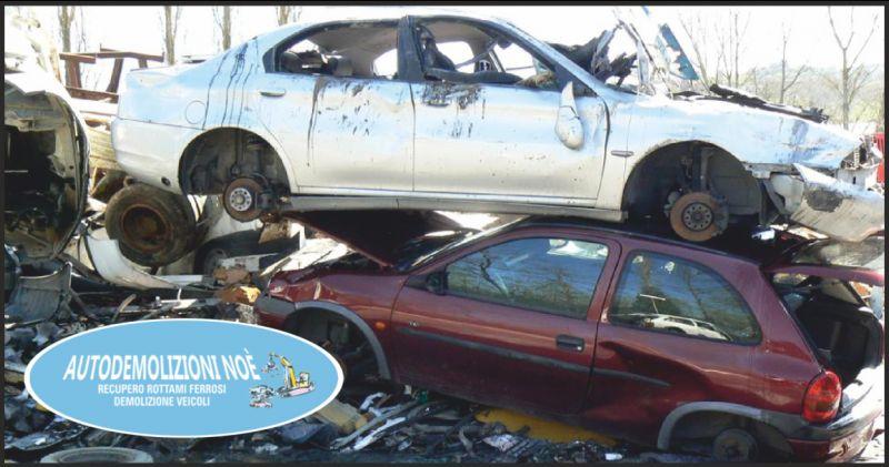agricola noe offerta pratiche auto da rottamare - occasione automezzi da demolizione perugia