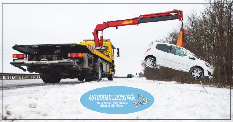 agricola noe offerta recupero rottami auto - occasione recupero auto incidentate perugia