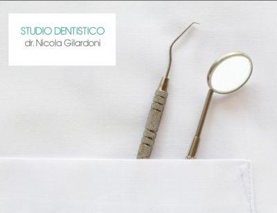 offerta studio dentistico como promozione studio odontoiatrico como dottor nicola gilardoni