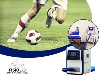 offerta crio compressione localizzata promozione terapie post traumatiche fisiolab