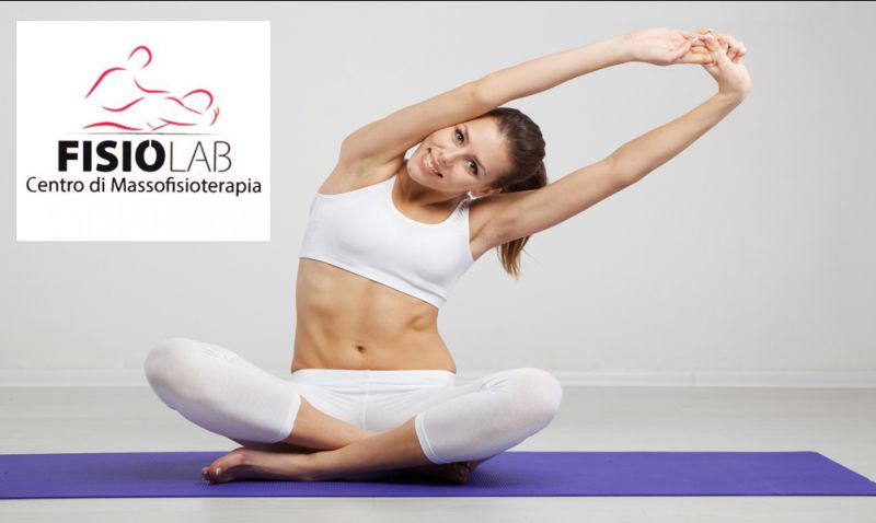 Offerta ginnastica posturale cosenza - training center ginnastica correttiva postura calabria
