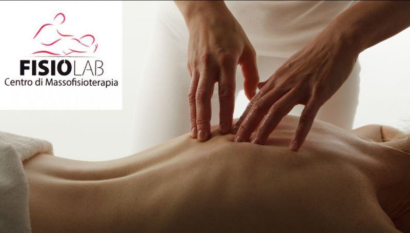 Offerta massaggio drenante cosenza - promo centro benessere massaggi cosenza