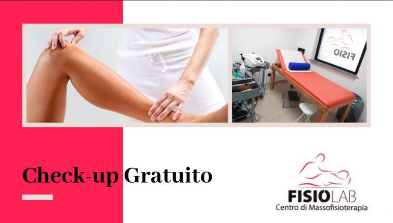 Fisiolab offerta massaggio professionale cosenza - valutazione gratutita per massaggio cosenza