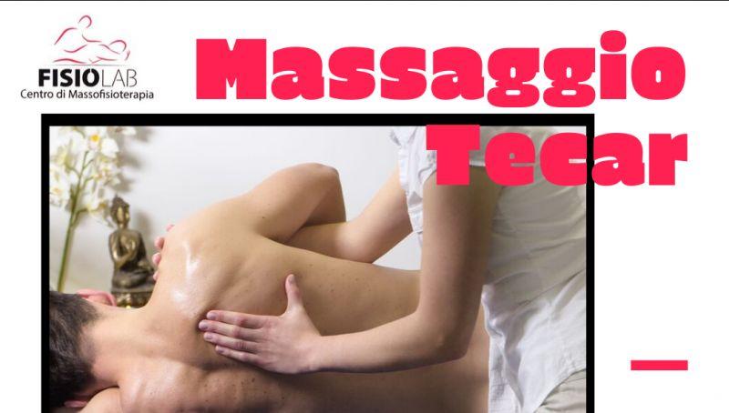 Fisiolab offerta tecarterapia cosenza - promozione massaggio tecar cosenza