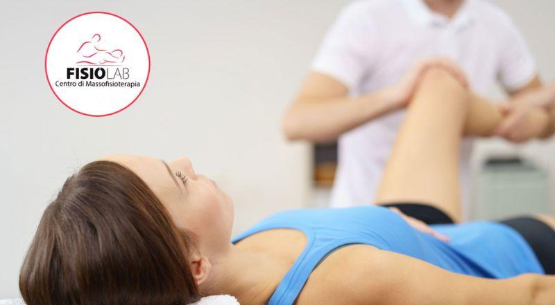 Offerta sedute di fisioterapia Cosenza – Promozione centro di fisioterapia e massoterapia Cosenza