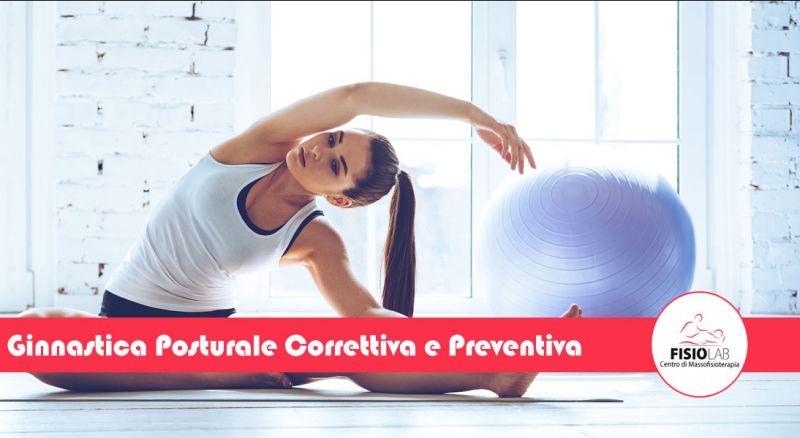 Fisiolab - offerta ginnastica posturale correttiva scoliosi cosenza - promozione ginnastica posturale preventiva lordosi cosenza