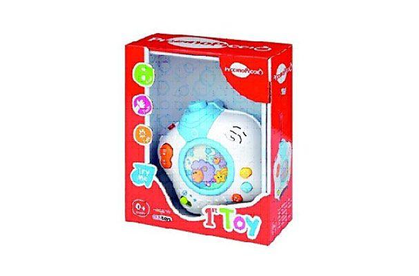 Baby proiettore con ninna nanna Piccino Piccio