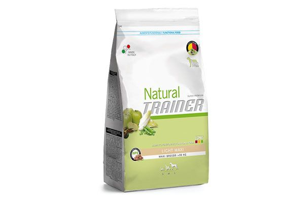 Natural trainer maxi light
