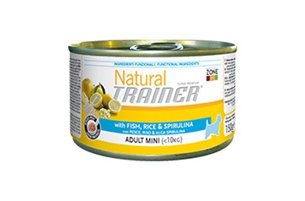 Natural trainer adult mini tonno