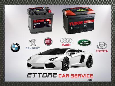 offerta sostituzione batteria auto promozione batterie multimarca ettore car service