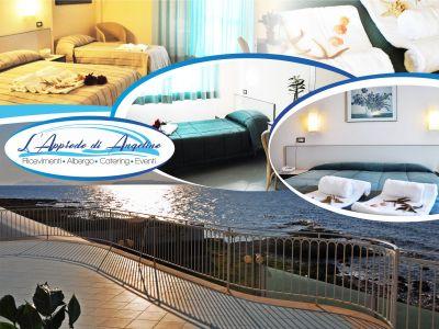 hotel a trapani albergo vista mare lapprodo di angelino pizzolungo
