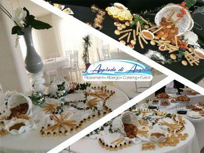 servizio catering banqueting lapprodo di angelino pizzolungo