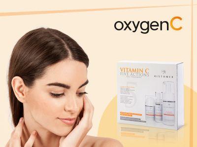 offerta trattamento viso histomer promozione pacchetto oxygen c belta