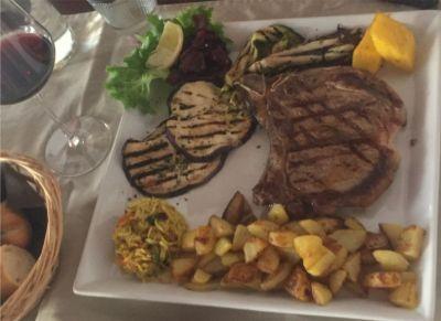 offerta cucina carne alla brace valeggio sul mincio promozione menu carne alla griglia verona