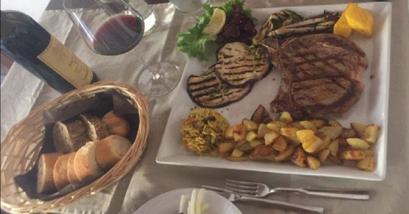 OSTERIA ALTOMINCIO offerta carne grigliata - occasione pesce alla griglia a Valeggio sul Mincio