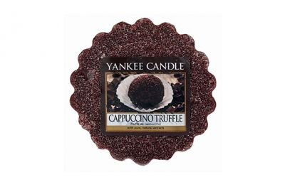 offerta candela profumata cappuccino truffle tart