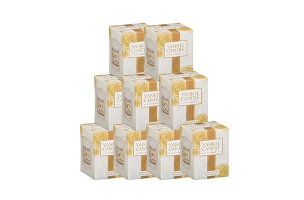 Offerta-SET CANDELE PROFUMATE VOTIVE WEDDING DAY