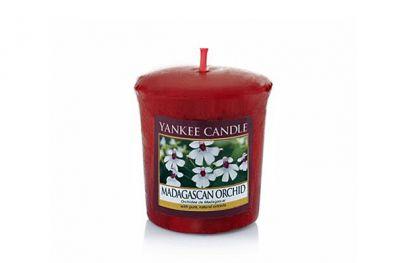 offerta candela profumata madagascan orchid votivo
