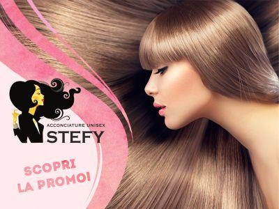 offerta parrucchiera narni promzoione trattamento ricostruttivo capelli stefy stylist 2001