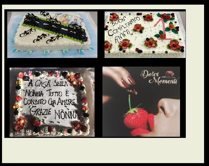 Offerta torte personalizzate pasticceria Siciliana - Promozione torte cerimonie personalizzate