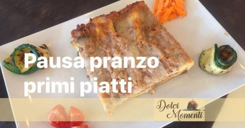 Pasticceria Dolci Momenti - Offerta pranzi di lavoro pausa pranzo a Noventa Vicentina