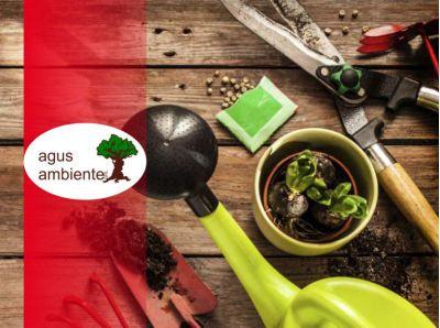 promozione manutenzione verde offerta disinfestazione agus ambiente