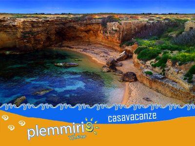 offerta holiday home in sicily promozione casa vacanze sicilia plemmirio view