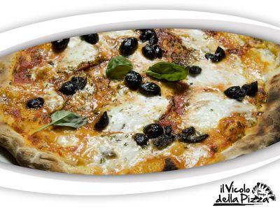 il vicolo della pizza offerta servizio consegna pizza bellizzi