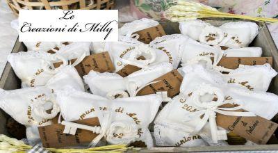 le creazioni di milly offerta bomboniere occasione bomboniera battesimo potenza