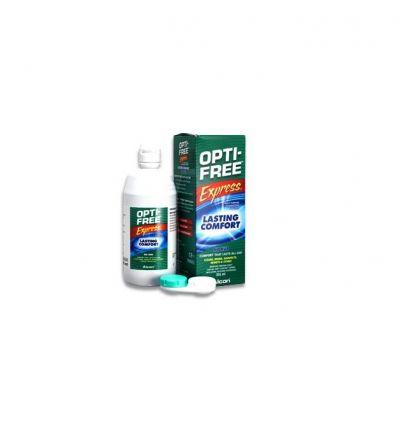 opti free express soluzione disinfettante per lenti a contatto