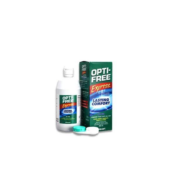 Opti-free Express soluzione disinfettante per lenti a contatto