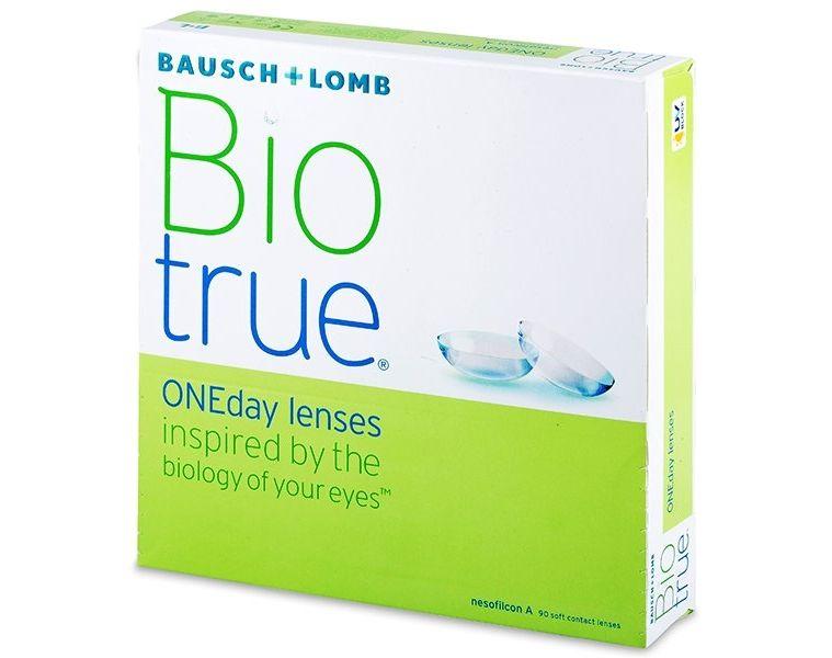 Offerta - Lenti a contatto Biotrue Oneday 90 lenti