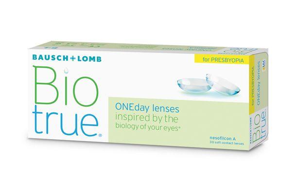 Offerta - Lenti a contatto Biotrue for Presbyopia