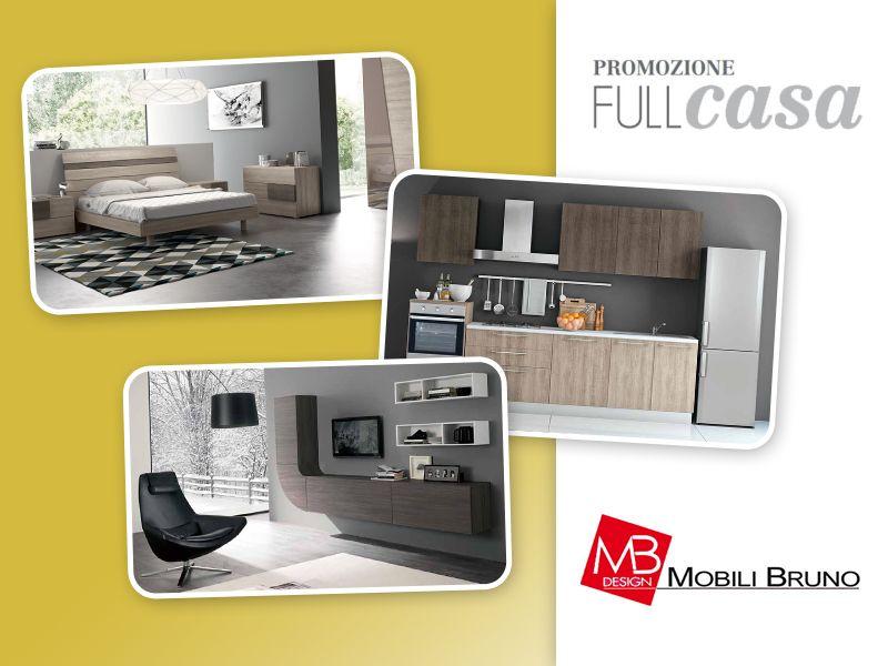 Promozione Full Casa - Offerta Arredare Casa - Mobili Bruno