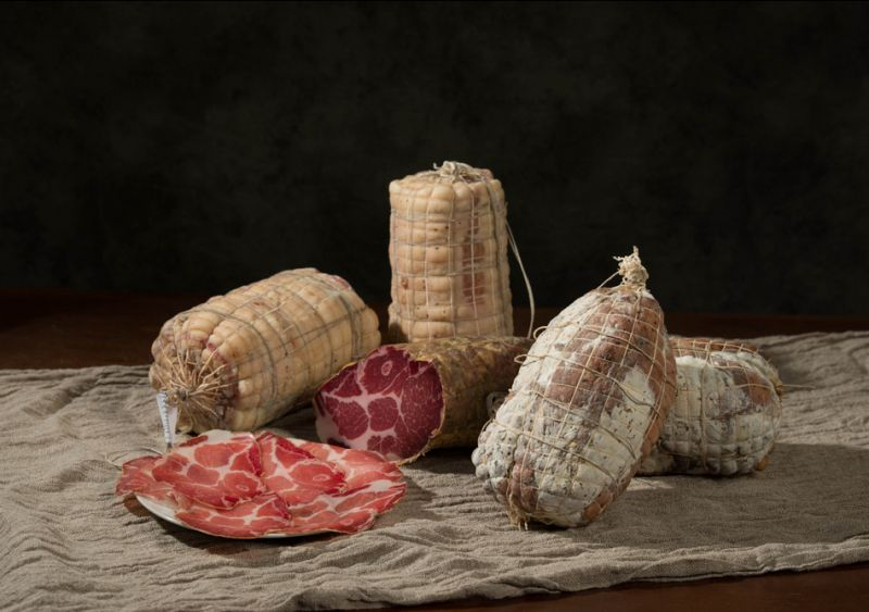 Pacco Coppa e Pancetta