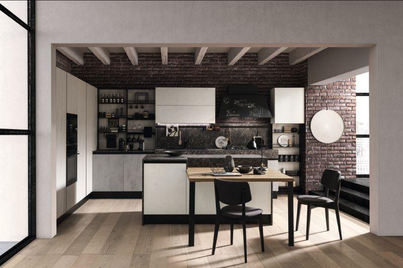 Offerta vendita cucine FEBAL CUCINE  Verona -  Occasione Progettazione zona giorno