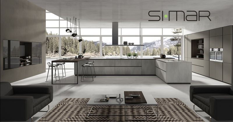 SIMAR offerta progettazione cucina su misura - occasione produzione cucine su misura a Verona