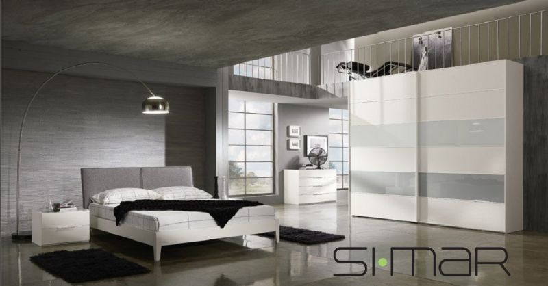 SIMAR offerta camera da letto su misura - occasione realizzazione mobili su misura a Verona