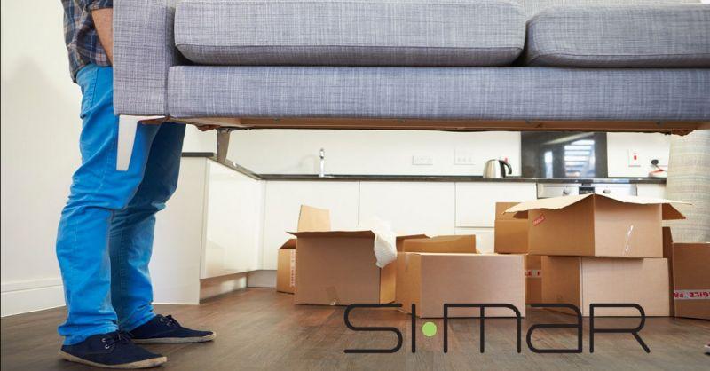 SIMAR offerta traslochi per privati e aziende - occasione trasporto mobili e traslochi a Verona