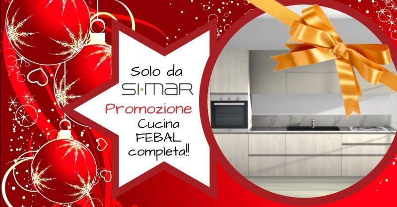 Promozione cucine Febal complete - occasione cucine con elettrodomestici in offerta Verona